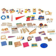 Montessori Arabisches Material Montessori Set