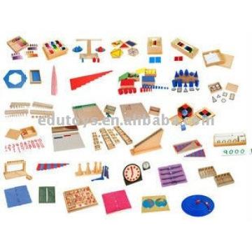 Montessori Arabisches Material Montessori Set