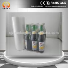 Film PE transparent rétractable pour film extracteur / thermorétractable