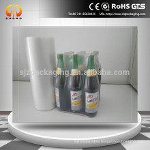 Clear PE Shrink Film for Outpacking /heat shrink film