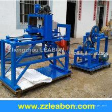 Leabon Supply 250kg / H utilisé prix de la machine de laine de bois