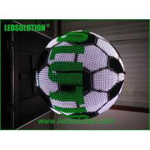P10 крытый экран СИД Ledsolution Сфера мяч