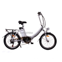 Hot selling 36V 10Ah China small folding electric bicycle