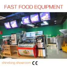 Die ganze Serie Ausrüstung Fast Food