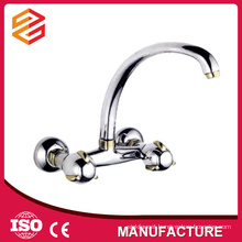 oem wall mounted kitchen mixer tap 3-way kitchen sink faucet