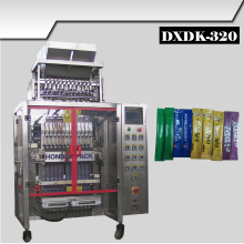 Automatic Multilines Sugar Stick Bag Packing Machine