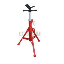 Hongli 1107 V head adjustable pipe / tube stand