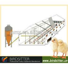 Equipo automático de incubación de huevos de gallina