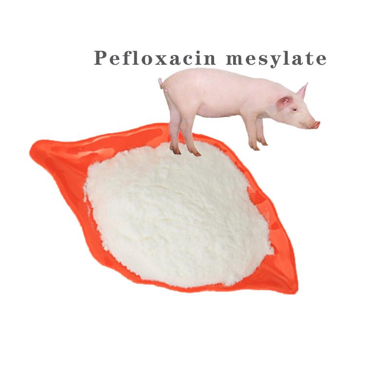 Pefloxacin Mesylate