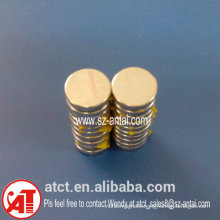 D15X3mm disc magnet /neodymium disk magnet / ndfeb disc magnets