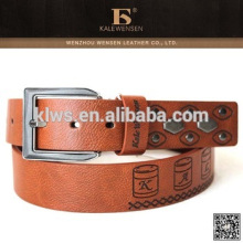 Eco-Friendly hochwertiger echtes Leder Gürtel