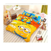 Popular Cartoon 4PCS Home Textile Bedding Sets