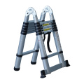 Escaleras retráctiles de aluminio de 3.8M