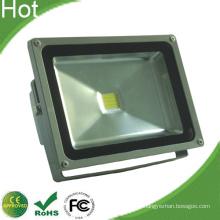 50W LED Flood Bridgelux lumière puces 2 ans de garantie