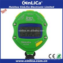 HS-9100 digital handheld cronômetro para ginástica