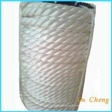 Propriétés techniques principales des cordes polyéthylène efficaces à 12 brins