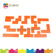 Plastic Pentominoes Jigsaw Puzzles for Game (K065)