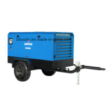 Atlas Copco Liutech 460cfm Portable Screw Air Compressor