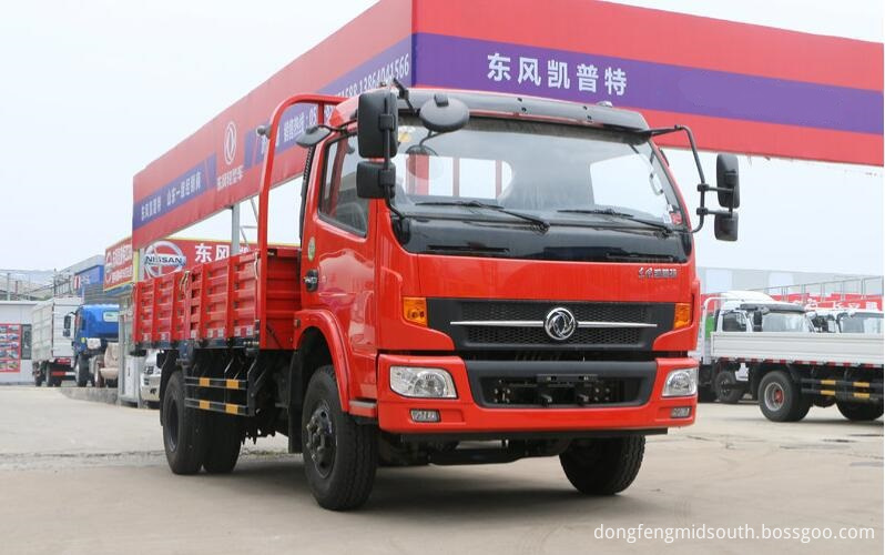 Dongfeng Captain Cargo Truck 1
