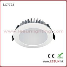 Downlight LED de plafond de lumen SMD 5630 élevé (LC7723)
