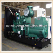 20kw to 1200kw 50Hz AC Auto Engine Diesel Generator Set 380 v Output