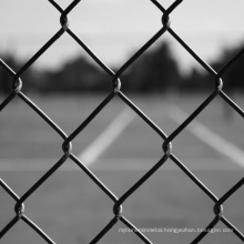 Weight per square meter for gi chain link fencing kink wire mesh fence