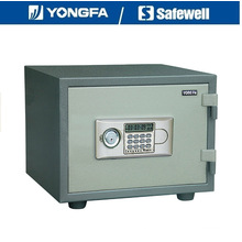Yongfa 38 cm Höhe Ald Panel Elektronische Feuerfeste Safe