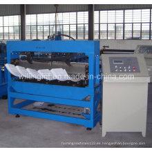 Máquina de crimpado horizontal
