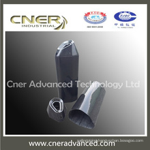 Exhaust Pipe Type exhaust muffler in carbon fiber