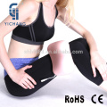 fashion cordless rechargeable electric slim belt for women waist fat burning reducing vibro shape slimming belt