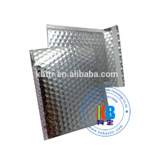 metallic silver VMPET padded bubble mailer envelope