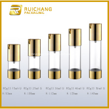 Plastic Cosmetic Cream Bottle
