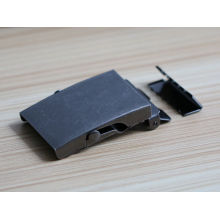 stamping technology iron material metal belt buckle blanks wholesale