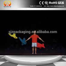 3D голографическая пленка для сцены / голографический дисплей / голографическая отражающая пленка