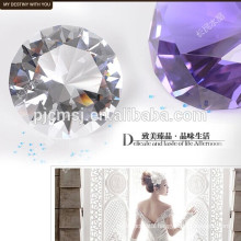 Top Grade Round Crystal Diamond for Home Decorations & Gifts CD-M006