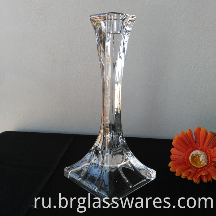 sauare shape candle holder 2