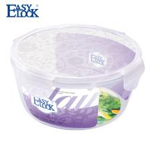 Recipiente de almacenamiento de fruta de plástico pp ecológico