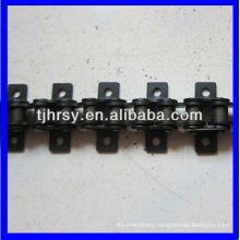 Single Pitch attachments roller chain K1