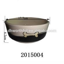 High quality ceramic pet bowls for dog