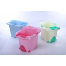 Banheira plástica das crianças para a venda quente do chuveiro