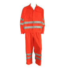 Best Price for for Work Suit,Grey Work Suit,Cotton Work Suit Manufacturer in China Orange Hi Vis Fireproof Work Suit supply to Brunei Darussalam Suppliers