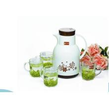 Ensemble de vaisselle en verre de style chinois ustensiles de cuisine Kb-Jh06172