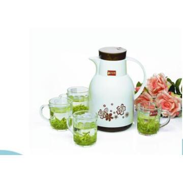 Chinesische Stil Glas Krug Set Küchenartikel Kb-Jh06172