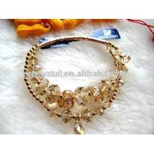 Bracelet en cristal shambala