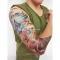 OEM Atacado Braço Tatuagem Mão Tatuagem Etiqueta para Homem Tatuagem da Índia