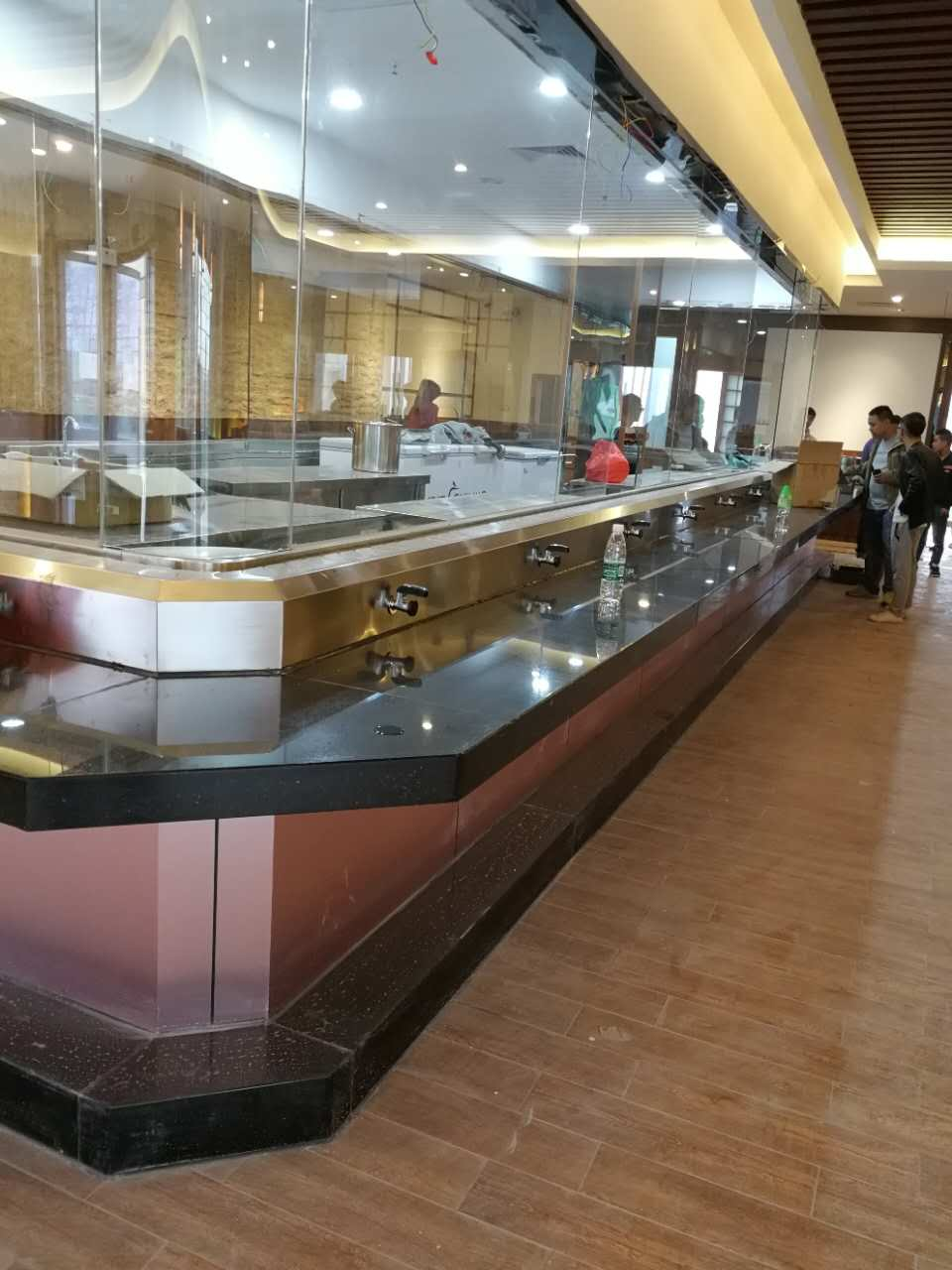 Belt Conveyor Sushi Line System