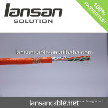 CE,RoHS Approved Security Cable With Red Jacket