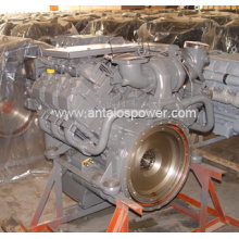 Air Cooled Deutz 500kw Diesel Engine Bf8m1015cp-G5