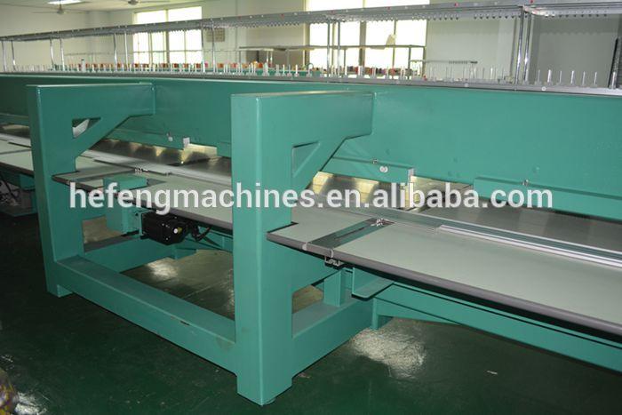 EMBROIDERY MACHINE GARMENT
