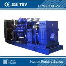 Generador de alto voltaje de la serie de Honny Perkins, 725kVA - 2500kVA
